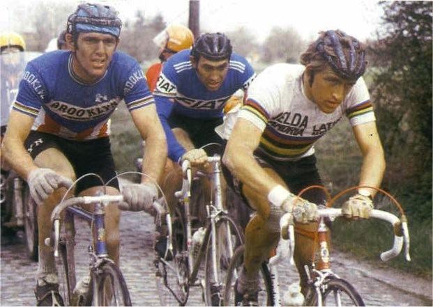 Страницы истории велоспорта: Париж-Рубэ-1977
