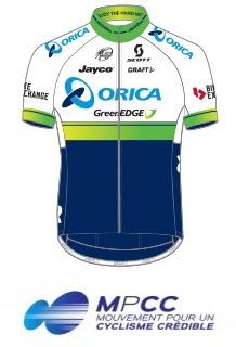 Австралийская велокоманда ORICA-GreenEDGE покидает