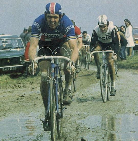 Страницы истории велоспорта: Париж-Рубэ-1972