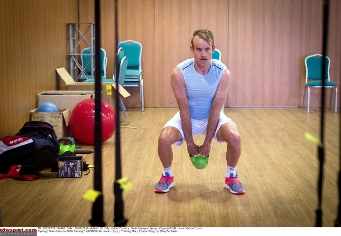 """Александр Кристофф: """"Нелегко выигрывать каждый год одну из классик, но это моя цель"""""""