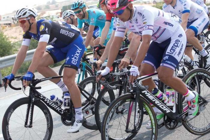 Тур Дубая-2016. Этап 1