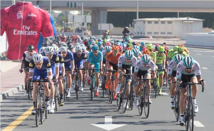 Тур Дубая-2016. Этап 2