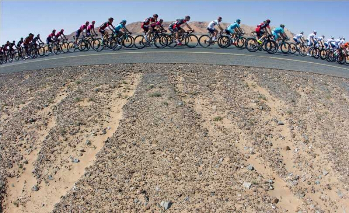 Тур Дубая-2016. Этап 3