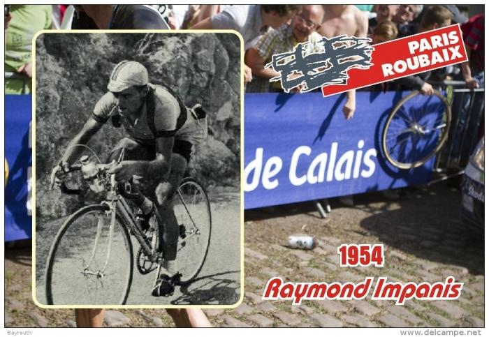 Страницы истории велоспорта: Париж-Рубэ-1954