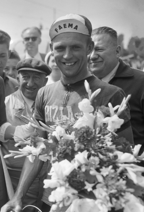 Страницы истории велоспорта: Париж-Рубэ-1959