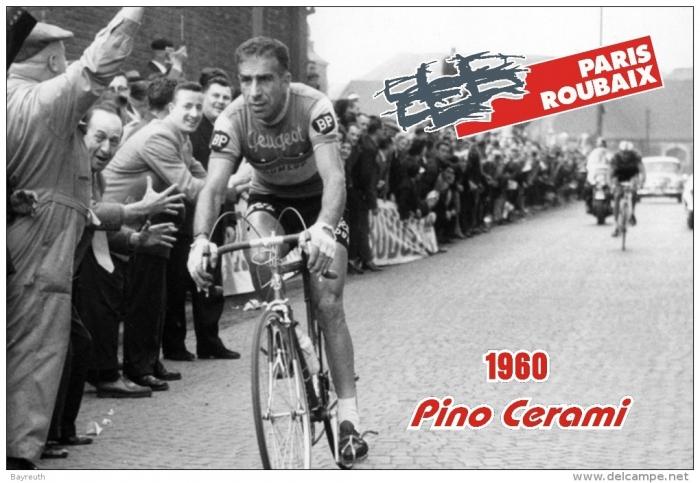 Страницы истории велоспорта: Париж-Рубэ-1960