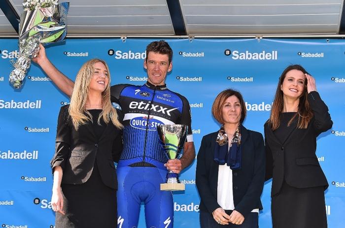Стейн Ванденберг (Etixx - Quick Step) - победитель 5 этапа Вуэльты Валенсии-2016