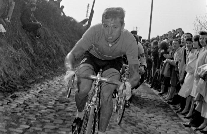 Страницы истории велоспорта: Париж-Рубэ-1962