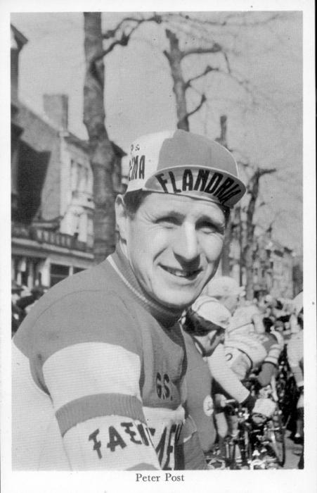 Страницы истории велоспорта: Париж-Рубэ-1964