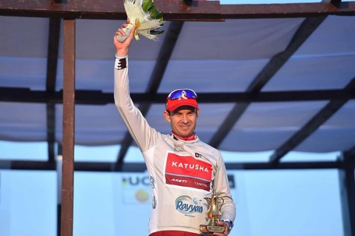Александр Кристофф выигрывает финальный этап и становится вице-чемпионом Тура Катара-2016