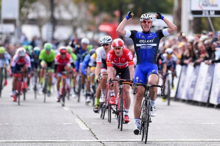 Марсель Киттель - победитель 1 этапа Вольты Альгарве-2016