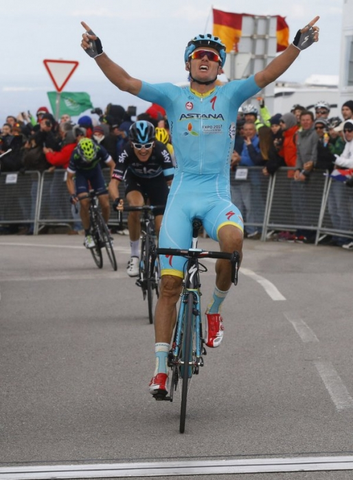 Луис Леон Санчес - победитель 2 этапа Вольты Альгарве 2016