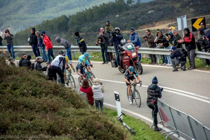 Родригес, Роглич, Штыбар и Мачаду о 2-м этапе Вольты Альгарве-2016