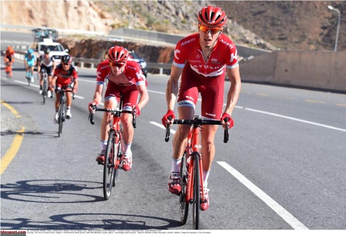 Роман Барде, Мерхави Кудус, Юрген Ван Ден Брук о 4-м этапе Тура Омана-2016