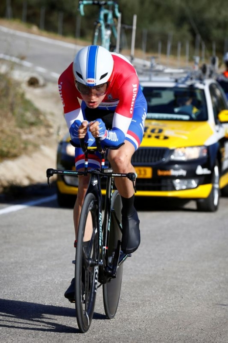 Вилко Келдерман, Жером Коппель, Дарио Чиони о 4-м этапе Вуэльты Андалусии-2016