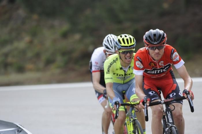 Тиджей Ван Гардерен и Бауке Моллема - призеры Вуэльты Андалусии-2016