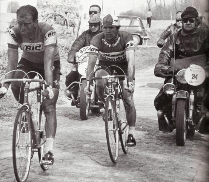 Страницы истории велоспорта: Париж-Рубэ-1971