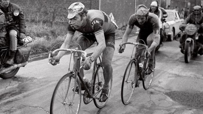 Страницы истории велоспорта: Париж-Рубэ-1973