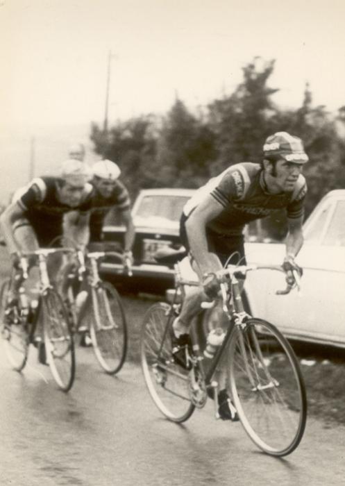 Страницы истории велоспорта: Париж-Рубэ-1974