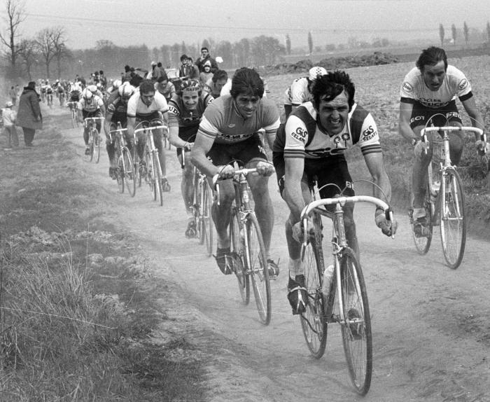 Страницы истории велоспорта: Париж-Рубэ-1975