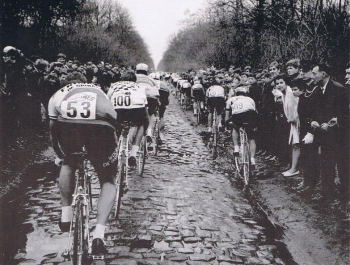 Страницы истории велоспорта: Париж-Рубэ-1978