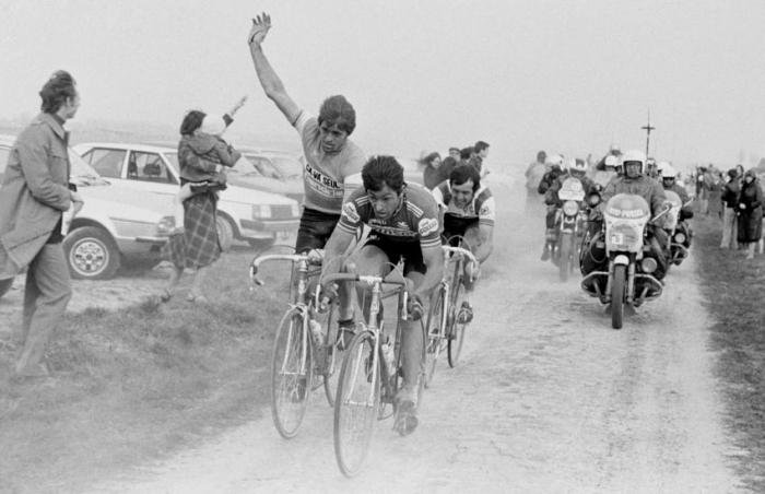 Страницы истории велоспорта: Париж-Рубэ-1979