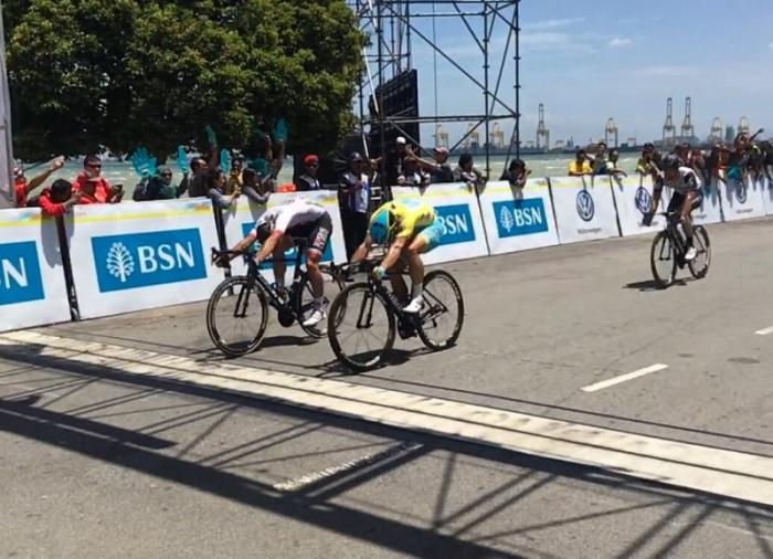 Тур Лангкави-2016. Этап 2