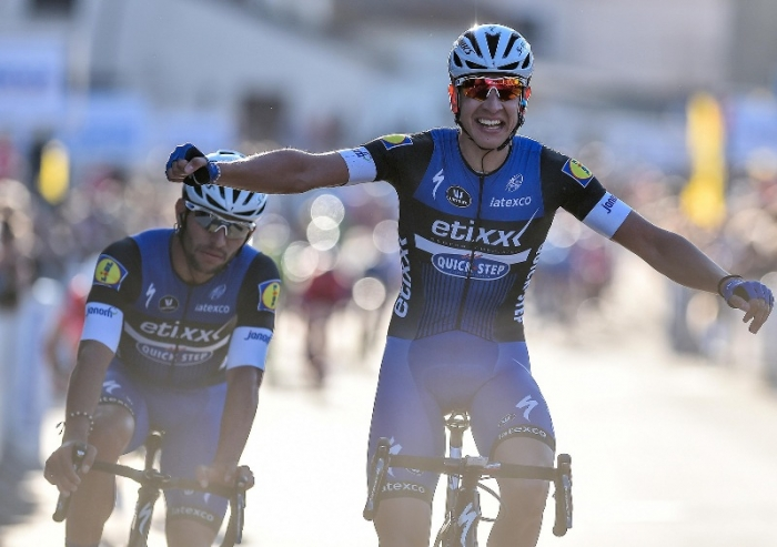 Фернандо Гавирия и Давиде Мартинелли - победители этапов на Туре Прованса 2016