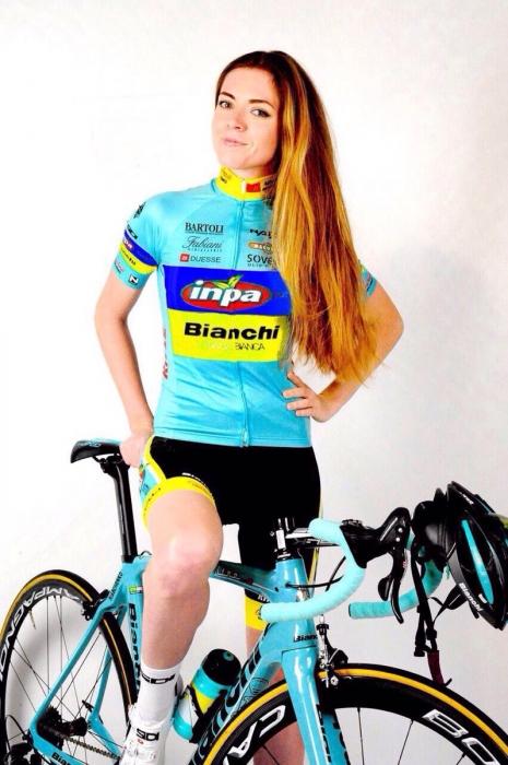 Татьяна Рябченко о состоянии дел в сборной Украины по шоссейному велоспорту в преддверии Олимпиады в Рио