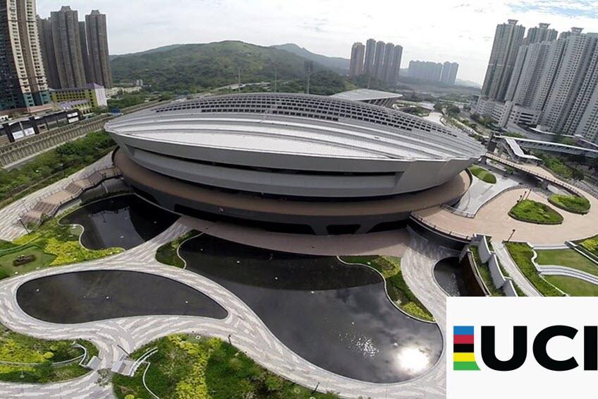 Чемпионат мира по велоспорту на треке в 2017 году пройдет в Гонконге