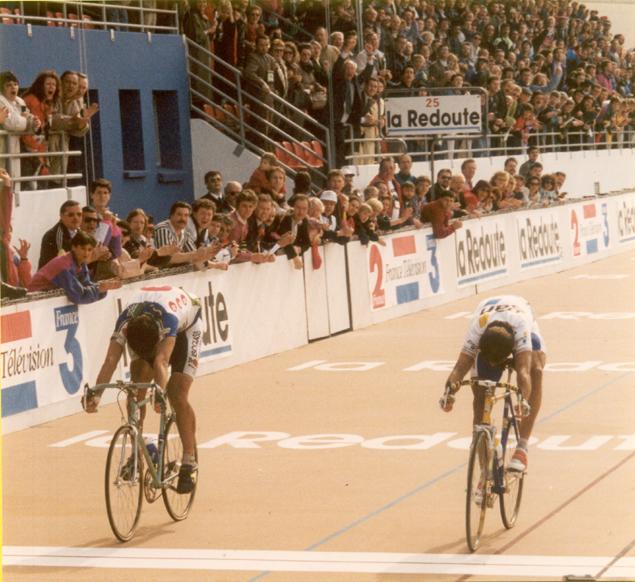 Страницы истории велоспорта: Париж-Рубэ-1993