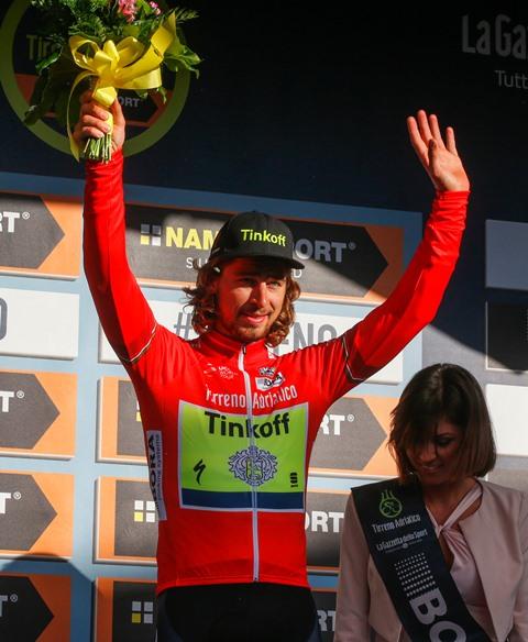 Петер Саган – лучший спринтер «Тиррено – Адриатико»