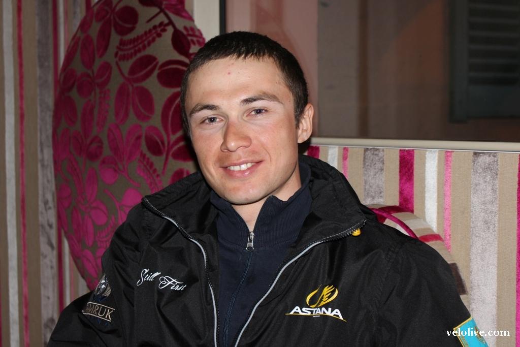«Олимпийская галерея»: Алексей Луценко, велоспорт-шоссе, сборная Казахстана