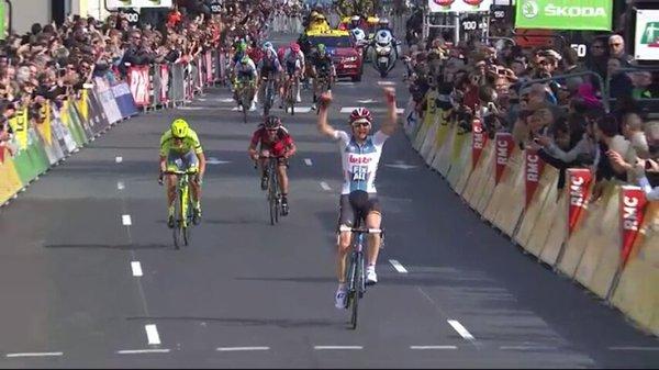 Тим Велленс (Lotto Soudal) – победитель 7-го этапа Париж-Ниццы-2016