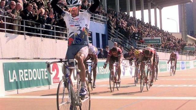 Страницы истории велоспорта: Париж-Рубэ-1997