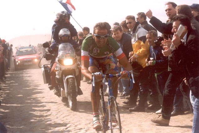 Страницы истории велоспорта: Париж-Рубэ-1999