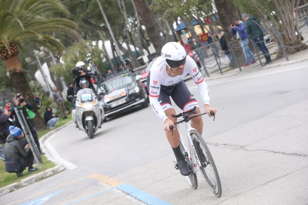 Фабиан Канчеллара (Trek-Segafredo) – победитель 7 этапа Тиррено-Адриатико-2016