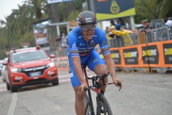 Грег Ван Авермат (BMC) – победитель Тиррено-Адриатико-2016