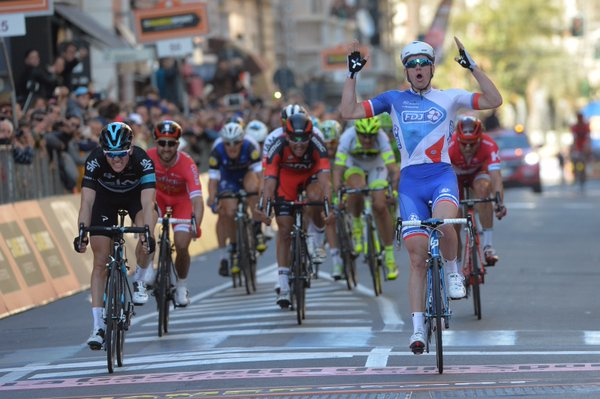 Арно Демар (FDJ) - победитель Милан-Сан-Ремо-2016