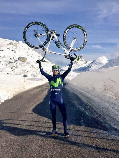 Алехандро Вальверде отказывается от брусчатых гонок ради подготовки к Джиро д'Италия-2016