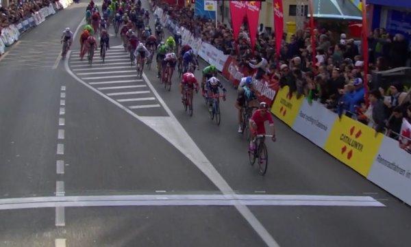 Насэр Буанни (Cofidis) - победитель 1-го этапа Вуэльты Каталонии-2016