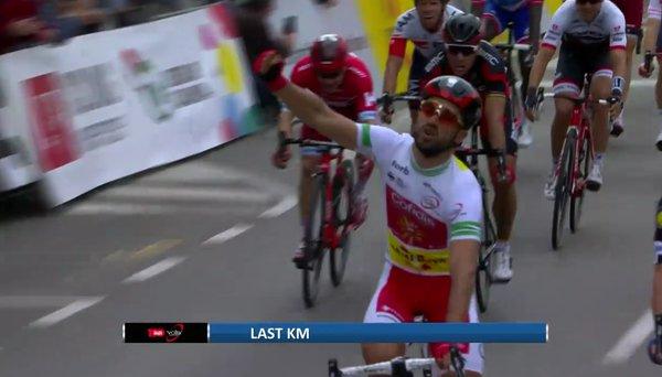 Насэр Буанни (Cofidis) – победитель 2-го этапа Вуэльты Каталонии-2016