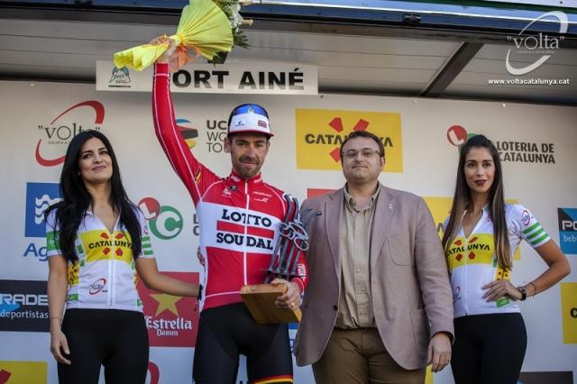 Thomas De Gendt: «Горжусь, что смог принести команде Lotto Soudal победу»