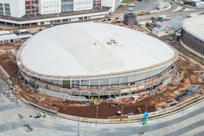 Организаторы Олимпиады-2016: «Велодром в Рио-де-Жанейро будет полностью готов к 31-му маю»