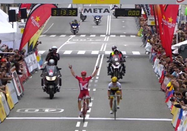 Aleksei Tsatevich (KATUSHA) – победитель 7-го этапа Volta Ciclista a Catalunya-2016