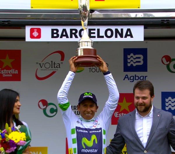 Nairo Quintana (Movistar) – победитель Volta Ciclista a Catalunya-2016
