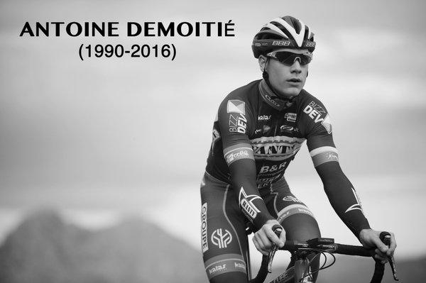 Трагедия на Гент-Вевельгем-2016: погиб гонщик Антуан Демотье