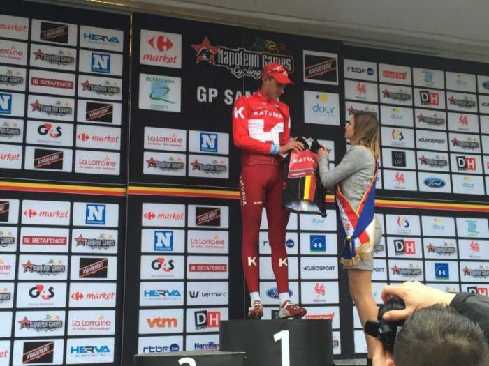 Ники Терпстра (Etixx-Quick Step) - победитель однодневки Le Samyn-2016