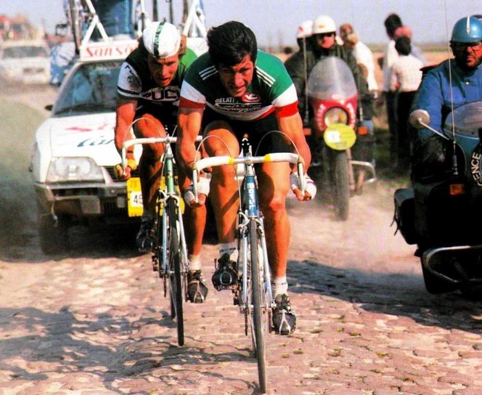 Страницы истории велоспорта: Париж-Рубэ-1980
