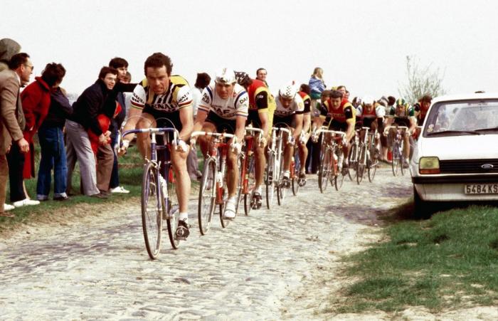 Страницы истории велоспорта: Париж-Рубэ-1982